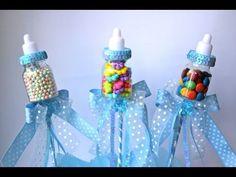 BABY SHOWER ( 20 BONITOS RECUERDOS PARA TU FIESTA) - YouTube