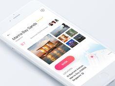 Hotel App by Alex Kruchkov