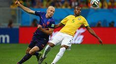 Brasil 0 - 3 Holanda