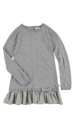 Pomp de lux - Amsterdam DRESS, Grey Melange