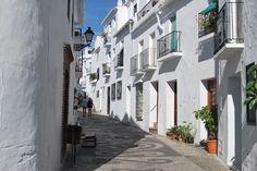 Frigiliana (Málaga).Los pueblos más bonitos de España