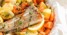 Recette de Papillote de cabillaud aux carottes et pommes de terre citronnées. Facile et rapide à réaliser, goûteuse et diététique.