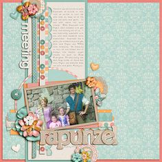 Template: Half Pack 17 by Cindy Schneider Papers and Elements: Lucy Lynn by Traci Reed Additional Alpha: Newsworthy Alpha by Zoe Pearn Font:...