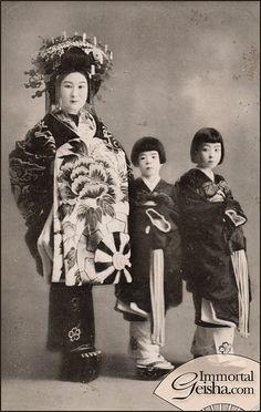 Tayuu with oiran obi??