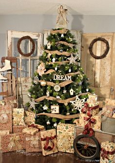 DecorationsCountry Christmas Tree Decorating Ideas 2015 Also Decorations To Design Spectacular Holiday Decor
