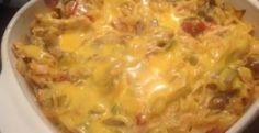 Chicken Spaghetti – Try something New!