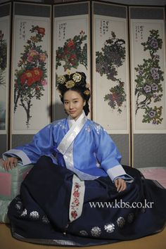 Drama King Sejong the Great (대왕세종). Early Joseon Dynasty. Korean traditional clothes. #hanbok #한복