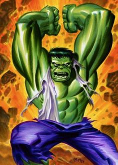 Incredible Hulk by Bruce Timm, in Ron Pittman's Bruce Timm Comic Art Gallery Room Hulk Marvel, Marvel Comics Art, Marvel Heroes, Comic Book Artists, Comic Book Characters, Comic Artist, Comic Books Art, Comic Character, Character Design