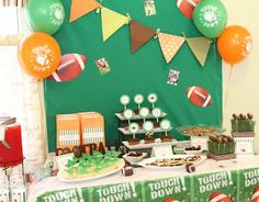 BellaGrey Designs: Are You Ready for some Football?