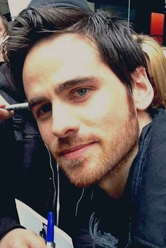Colin O'Donoghue from OUAT...Love him! ❤️❤️❤️❤️