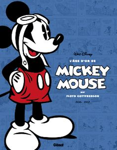 Nice old Micky comics...very vintage and cool! It's only the 1st tome...more to come; beautifully done.
