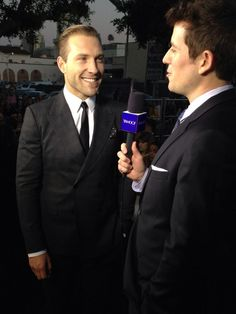 Jai Courtney on the #DivergentPremiere