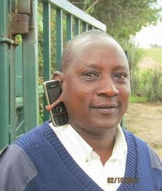 Bluetooth of the third world cell phone in ear hole plug funny pictures weird pictures pics awkward family photos bad tattoos worst tattoos stupid people bad family photos funny family pics random strange