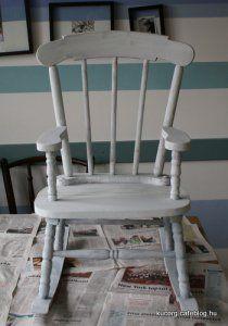 A csodafesték (chalk paint) készítése Decor, Furniture, Chair, Home Decor, Chalk, Chalk Paint, Rocking Chair