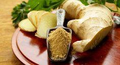Gengibre acelera queima calórica em até 5%: anote receita de suco emagrecedor…
