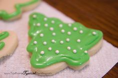 Royal Icing without Egg Whites or Meringue Powder - Tips from a Typical Mom