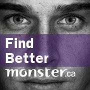Find Better! www.monster.ca