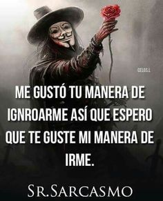 Wolf Quotes, Joker Quotes, True Quotes, Best Quotes, Funny Spanish Memes, Spanish Quotes, Sexy Love Quotes, Weekday Quotes, I Love You Baby