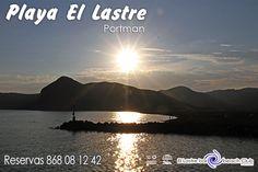 """Antes de que se acabe el verano tienes que venir a disfrutar de una puesta de sol desde nuestro """"balcón """" ¡ te esperamos ! reservas 868081242"""