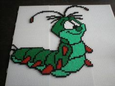 Caterpiller hama perler by marmotte88130