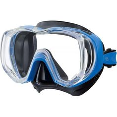 The M3001 Freedom Tri-Quest Mask features Freedom Technology with newly designed patented domed side windows and an expanded panoramic view through a 1-window lens. The Tri-Quest Mask has a Reduced frame structure to Reduce blind spots and a three-dimensional strap for an unprecedented fit.