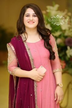 Dress Neck Designs, Stylish Dress Designs, Designs For Dresses, Indian Gowns Dresses, Indian Fashion Dresses, Pakistani Dresses, Bridal Dresses, Pakistani Fashion Party Wear, Pakistani Dress Design