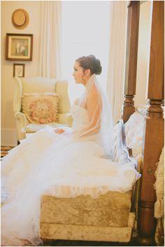 The bride, the bride, the bride!