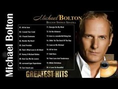 Michael Bolton Greatest Hits The Best Songs Of Michael Bolton Nonstop Collection Full Album Slow Love Songs, Love Songs Playlist, Music Tabs, Music Clips, Greatest Songs, Greatest Hits, Michael Bolton, Cool Music Videos, Disney Music