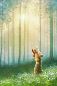 painting of jesus christ walking down a hill with a lamb on his sholders trees in the background Jesus Christ Painting, Jesus Art, God Jesus, Lds Art, Bible Art, Image Jesus, Pictures Of Jesus Christ, Christian Artwork, Prophetic Art