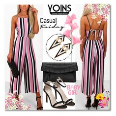 """""""Yoins 24"""" by mellie-m ❤ liked on Polyvore featuring yoins, yoinscollection and loveyoins"""