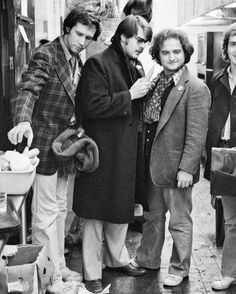 Chevy Chase, Dan Aykroyd, John Belushi (1980's)