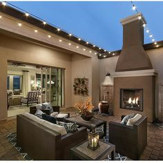 Impressive outdoor fireplace patio only in indoneso design Outdoor Areas, Outdoor Rooms, Outdoor Living, Patio Design, Exterior Design, House Design, Garden Design, Courtyard Design, Courtyard Ideas