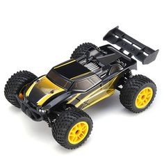 69.55$  Buy now - http://aliiho.worldwells.pw/go.php?t=32769742380 - New Arrival HBX 2128 1/24 4WD 2.4G Proportional Brush RC Truck Mini RC Car RC Toys