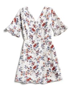 Stitch Fix Spring Stylist Picks: Feminine floral mini dress