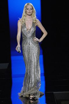 Elie Saab Fall 2005 Couture Collection Slideshow on Style.com