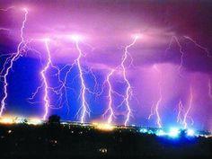 Blendspace | Lightning Storms