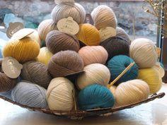 Delicious yarn | Snurre, HKI