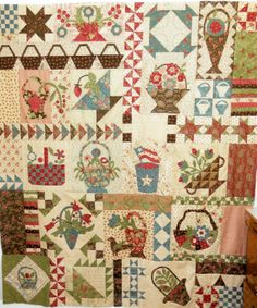 piece and plenty quilt pattern | Log Cabin Quilter: SECOND PIECE AND PLENTY QUILT TOP DONE