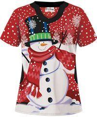 Get festive with our Christmas scrubs & holiday scrubs at Uniform Advantage! Shop now before our Christmas print tops are all gone. Christmas Scrub Tops, Christmas Print, Buy Scrubs, Scrubs Pattern, Stylish Scrubs, Scrub Jackets, Medical Scrubs, Nurse Scrubs, Scrubs Uniform