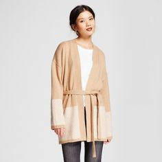 Women's Belted Cardigan - A New Day™ : Target