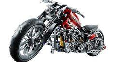 LEGO Technic Motorbike
