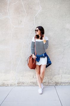 Kendi Everyday: Scallops and Stripes