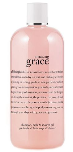 Amazing Grace #philosophy