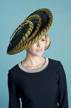 f2e51011d84fa Bundle MacLaren Millinery - Sophie  millinery  judithm  feathers Headdress