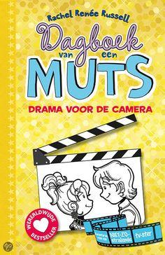 Recensie: 'Dagboek van een muts 7- Drama voor de camera' (10+) http://www.kiddowz.net/…/recensie-dagboek-van-een-muts-7-d…/ Boek 40/53 #boekperweek