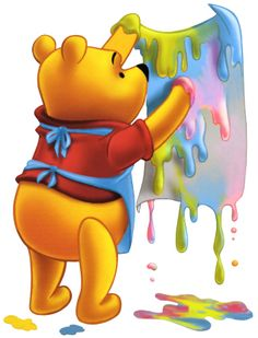 I love Winnie the Pooh.
