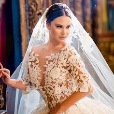 """Pjese nga prezantimi i koleksionit 2016 te fustaneve te nuserise! """"Frida, Xhoi & Xhei"""" kete vit mendoi qe luksin, hijeshine, elegancen, finesen, bukurine e ketij koleksioni dhe te modeleve tona ta shkrinte me bukurine e vjeter disashekullore dhe unike KISHA E SHEN MERISE ELBASAN Shijojeni! #makeuphair#fridaxhoiandxhei#videoshoot #fashion #weddingday #wedding #gettingmarried #bridetobe #bride #weddingdress #dreamdress #dreamwedding…"""