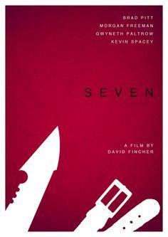 Awesome Minimalist Movie and TV Poster Art by Daniel Keane - News - GeekTyrant
