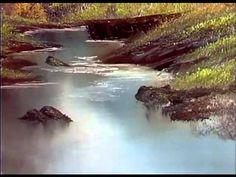 Bob Ross The Joy of Painting Season 6 Episode 4 Whispering Stream