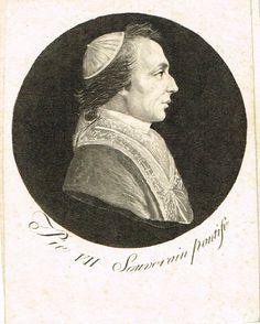 Pie VII Souverain pontife - se vend chez Quenedey